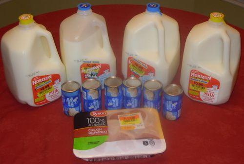 Organic MilK Deal0001